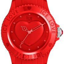 Ice Watch Ice-Love Sili Collection Silicone Red Unisex Watch...
