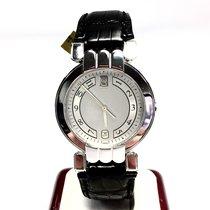 Harry Winston 18k Solid White Gold Men's Watch W/ Original...