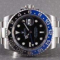 Rolex GMT-Master II 116710BLNR - Batman