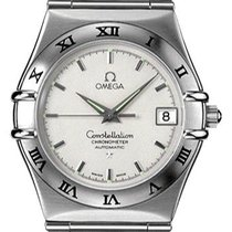 Omega Constellation Watch  Automatic COSC W.R.50m Swiss Made 35mm