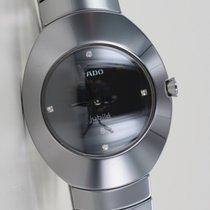 Rado Ovation High-Tech Jubilé Ceramic mit Diamantindexe...