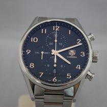 TAG Heuer Carrera Heritage Calibre 1887 Chronograph 43mm...