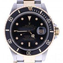 Rolex Submariner 16803 40 Millimeters Black Dial