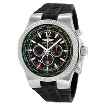 Breitling Bentley GMT Racing Green Black Dial Automatic...