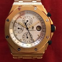 Audemars Piguet Royal Oak Offshore Chronograph yellow gold