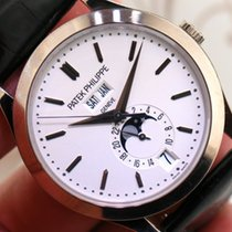 Patek Philippe 5396G Complications Annual Calendar 18K White...