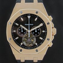 Audemars Piguet Royal Oak Chronograph Tourbillon Rose Gold