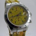 Tudor Prince Date Chrono Time Automatique Modèle 79280P Jaune