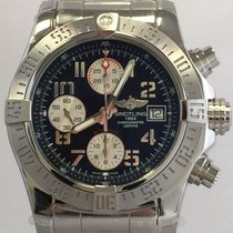 Breitling Avenger II Black Dial Chronograph A1338111/BC33/170A