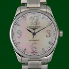 Longines Master Collection Automatic MOP Diamonds Box&Papers