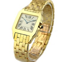 Cartier Santos Demoiselle in Yellow Gold Large Size