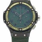 Hublot Big Bang Tutti Frutti Green Carat - Ref. 342.CV.5290.LR...