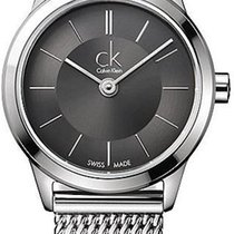 ck Calvin Klein Minimal K3M23124 Damenarmbanduhr Klassisch...