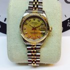 Rolex date just esfera brillantes