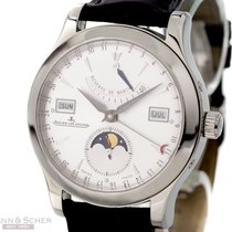 Jaeger-LeCoultre Master Calendar Ref-151 84 2A Stainless Steel...