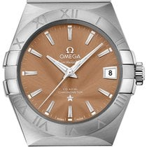 Omega Constellation Co-Axial Automatic 38mm 123.10.38.21.10.001