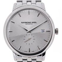 Raymond Weil Toccata 39 Small Second Stainless Steel Silver Dial