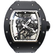 Richard Mille RM 055 Bubba Watson White Drive  Limited 30 pieces