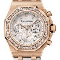 Audemars Piguet Royal Oak Offshore 37mm in Rose Gold with...