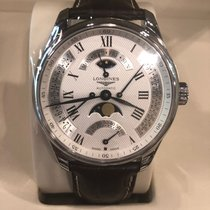 Longines Master Collection Retrograde Mondphase