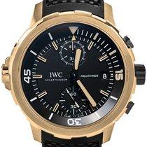 IWC Aquatimer Chronograph Expedition Charles Darwin