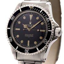Rolex Vintage Submariner Ref-5513 Underline Stainless Steel...
