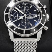 Breitling Superocean Heritage A13320 Chronograph Black 46mm...