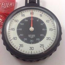 Heuer cronografo da gara vintage anni '70 Nos