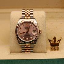 勞力士 (Rolex) 178271 Datejust Rose Gold Pink Dial (set with...
