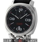 Anonimo Militare Automatico Stainless Steel 43mm Black Dial...