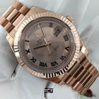 Rolex Day-Date II Champagne Dial 18kt Rose Gold President