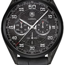 TAG Heuer Carrera Calibre 1887 Chronograph Jack Heuer Sondered...