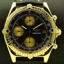 Breitling Chronomat, 18 kt yellow gold, ref. 81950