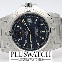 Breitling COLT AUTOMATIC 44 MM BLUE BLU  NEW A1738811 / C906 /...
