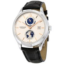 Montblanc Heritage Chronometrie Dual Time Men's Watch