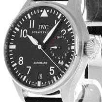 IWC Schaffhausen Big Pilot Fliegeruhr 7 Tage Ref. IW500401