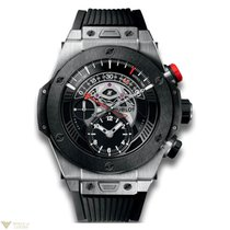 Hublot Big Bang Unico Chronograph Ceramic Titanium Skeleton...