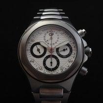 Girard Perregaux Laureato Olimpico Steel & Gold Chronograph