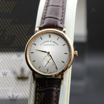 朗格 (A. Lange & Söhne) 216.032  Saxonia Manual Wind Rose Gold