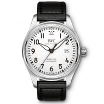 IWC Pilots Silver Dial Automatic 40 mm IW327002