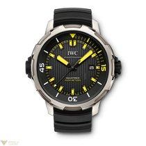IWC Aquatimer Automatic 2000 Titanium Men's Watch