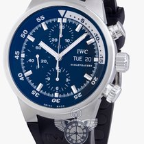 IWC Aquatimer Chronograph Cousteau Divers Stainless