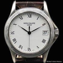 Patek Philippe Ref# 5117 White Gold Calatrava