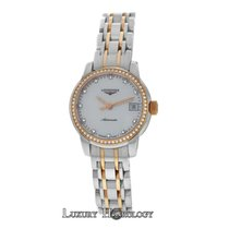 Longines New Lady  Saint-Imier L22635877 18K Diamond MOP...