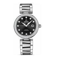 Omega De Ville Ladymatic Diamond Ladies Watch 425.35.34.20.51.001