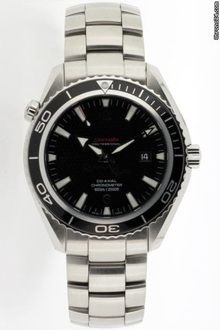 Omega Planet Ocean Quantum Of Solace Ltd Edition.