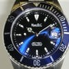 Marcello C. &amp;#34;Nettuno3&amp;#34; Steel-blue. Automatic