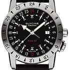 Glycine AIRMAN BASE 22 PURIST - 100 % NEW - FREE SHIPPING