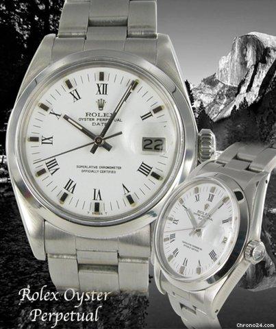 Rolex Oyster Date, Schweiz ca. 1979