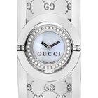 Gucci 112 Twirl YA112511 (Stainless Steel)